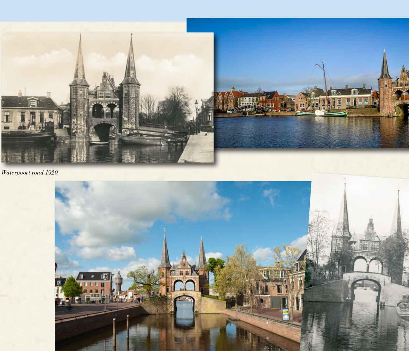 Steden tot en met heden